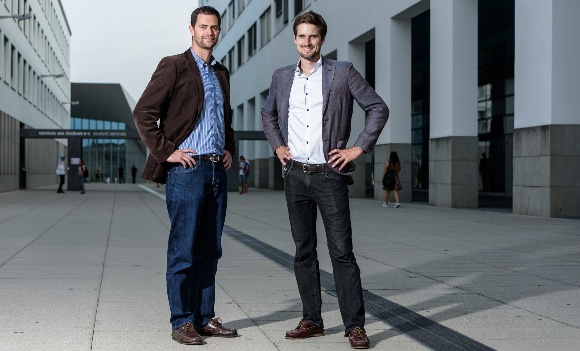 SalesWings founders
