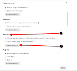 How to set Gmail as the Default Email Client in Chrome|SalesWings